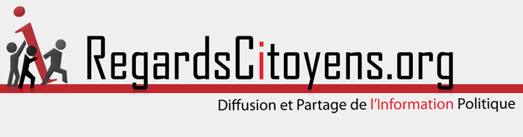 RegardsCitoyens.org - Diffusion et Partage de l'Information Politique