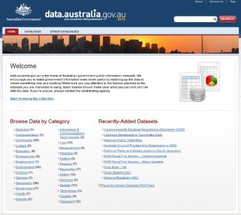 Data.Australia.gov.au