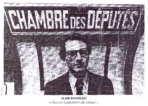 Alain Brouillet