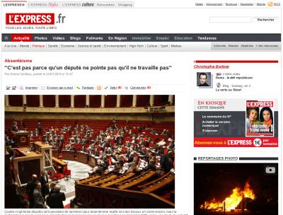 L'Express.fr
